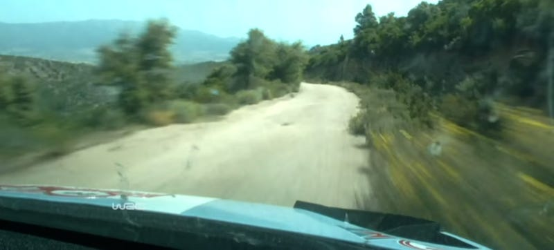 Watch This Exhausting 36+ Mile Rally Stage Onboard