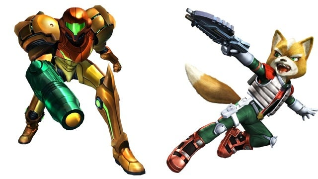 Starfox-Metroid Team-Up Rumored for Wii U