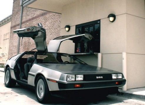 The Future Is Back: Jalopnik Tours New DeLorean HQ