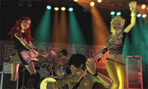 RB2: Drum Trainer, Battle of the Bands detailed