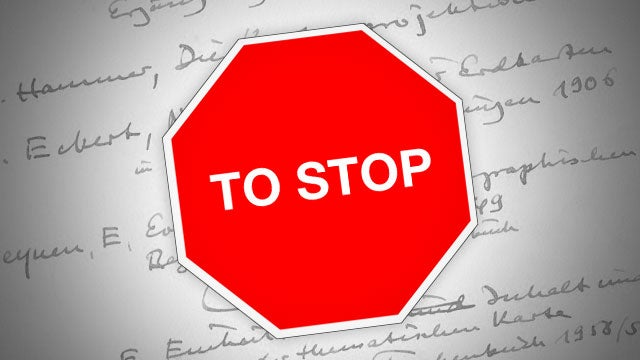"Create a ""To Stop"" List to Get More Done"