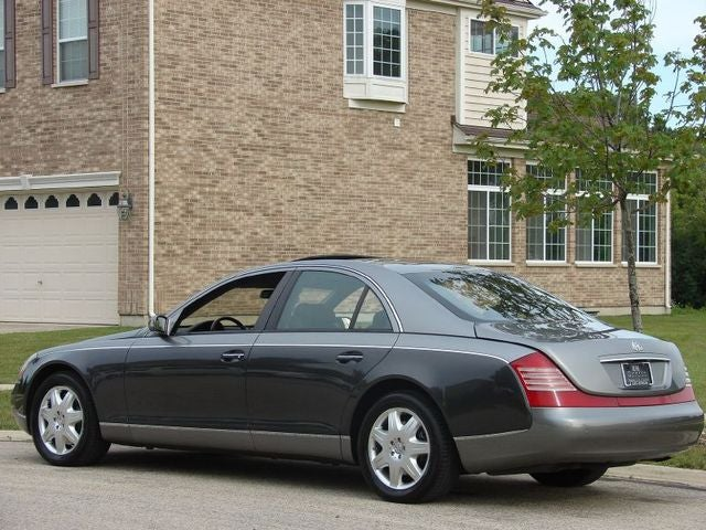Nice Price Or Crack Pipe: 2004 Maybach 57 For $129,900?