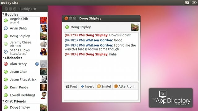 The Best Instant Messaging Application for Linux