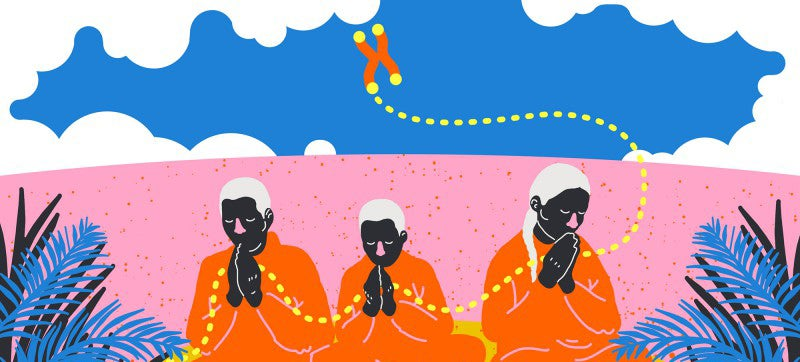 Can Meditation Really Slow Ageing?