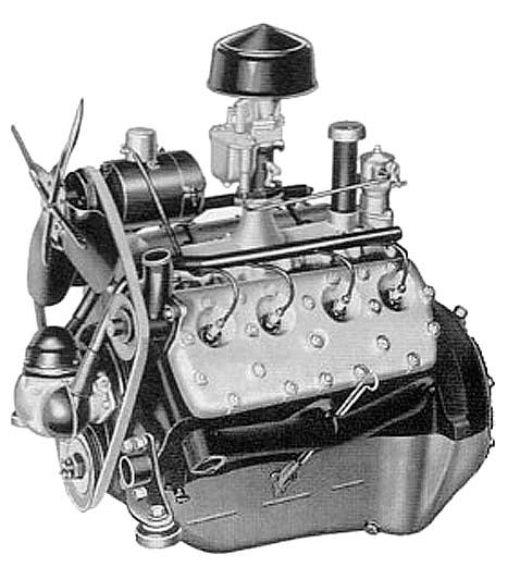 Workhorse Engine of the Day: Ford Flathead V8