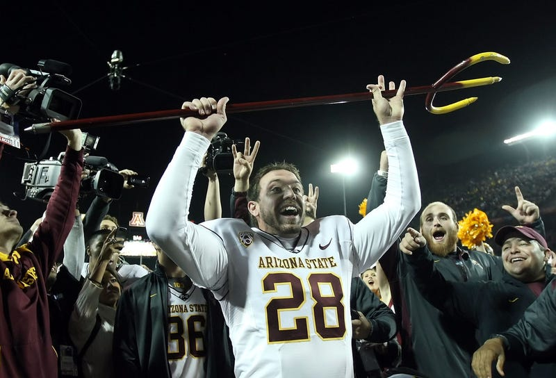 Last Night's Winner: Arizona State Does Its Part To Embarrass The Bowl System
