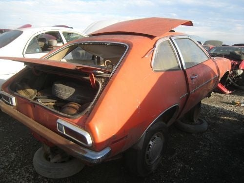 1972 Ford Pinto At Death's Door, Still Ignores Your Explosion Jokes