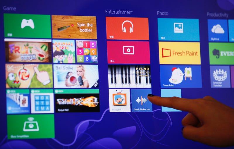 Análisis, Windows 8: riesgo, innovación y esquizofrenia en uno.