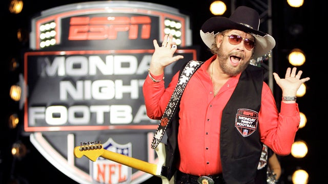 Hank Williams Jr. Packs It In