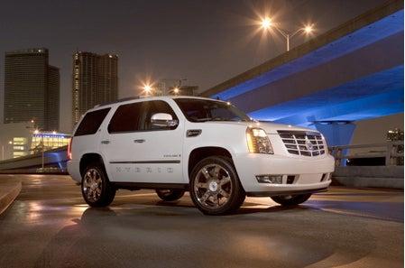 2009 Cadillac Escalade Hybrid Revealed
