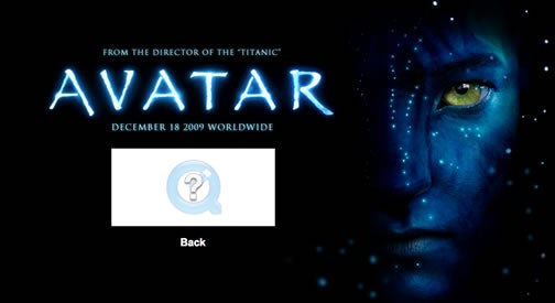 Watch The Real Trailer For Cameron's Avatar