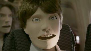 Virgin America's 6-Hour Spoof Flight Is Boring And Creepy