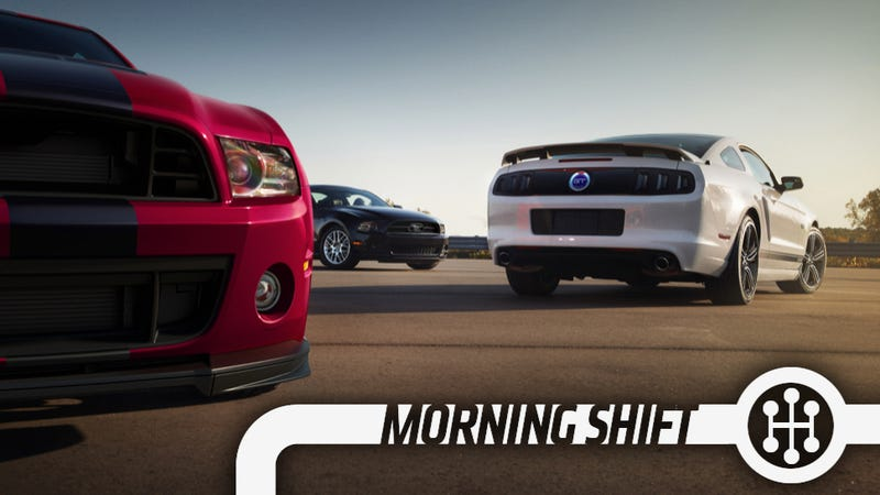 Mustang Outsells Camaro As The Muscle Wars Warm Up