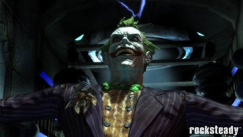 Batman: Arkham Asylum In Pictures