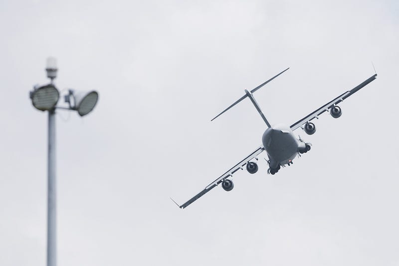 An Up-Close Tour of the C-17 Globemaster, the Giant That Flies