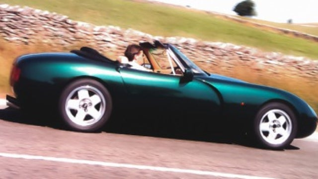 How A TVR Turned Me Into The Biggest Gearhead Of All Time