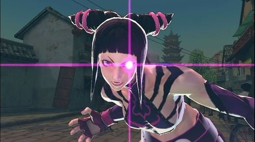 Hands-On With Street Fighter's Juri Or: How I Stopped Playing Ken and Learned to Love Da Bomb