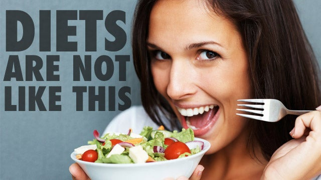 Ditch Your Dysfunctional Diet and Learn to Love Your Food