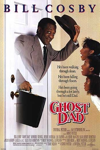"""Bill Cosby Has """"Ghost Dad"""" Moment, Claims He Isn't Dead"""