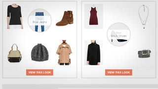 Live the Look Finds Women's Clothing Based on Your Style