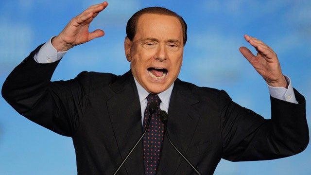 Berlusconi gets agita over Fiat CEO raising merger with Chrysler