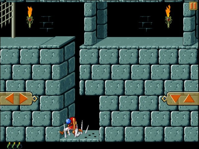 The Original Prince of Persia is Glorious on the iPad