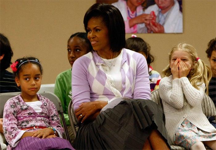 Michelle & Montessori Get Cinco De Mayo Party Started