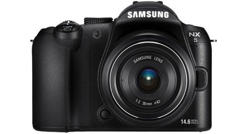 Samsung NX5 Hybrid DSLR Shaves Price—and Features—From NX10