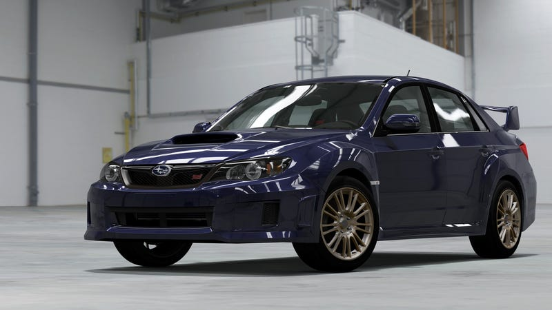 Forza Motorsport 4: Five pre-order cars show off showroom shine