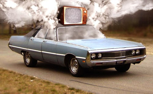 Blaze of Glory: Five Car Movies to Watch While High