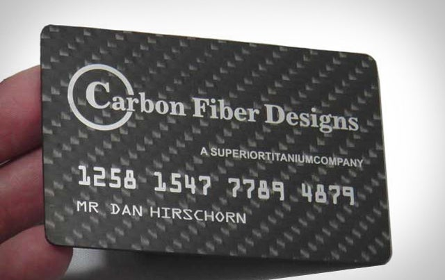 Trump the Next American Psycho Parody With Carbon Fiber Business Cards