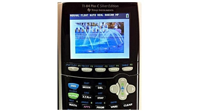 The TI-84 Is Finally Going to Join Us In the Future With A Color Screen