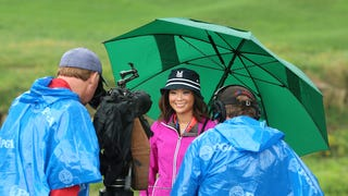 PGA Tour Yanks Reporter's Credential After She Live-Streams Practice