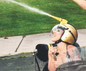 Build a Head-Mounted Water Cannon