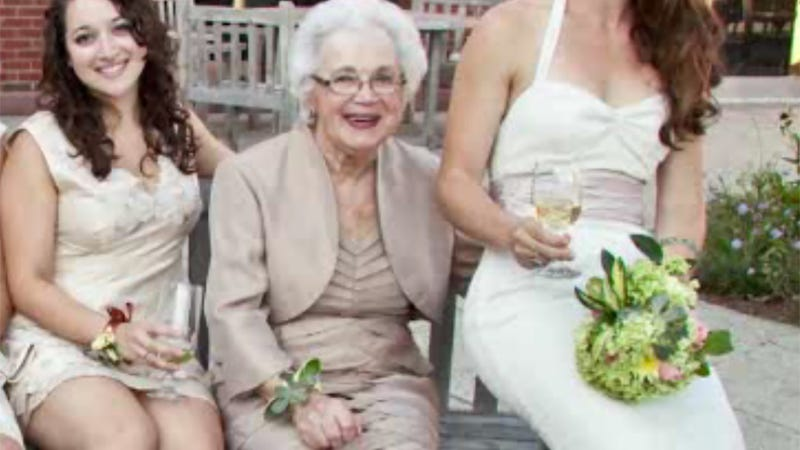 These Awesome Grandma Bridesmaids Are The Best
