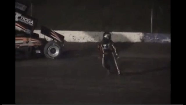 Driver Kevin Ward, Jr. Killed In Incident With Tony Stewart