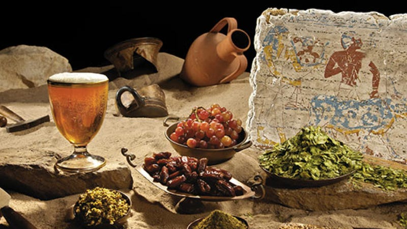 Experimental beer archaeology yields 3,000-year-old brew recipes spiked with thyme and poppy