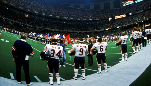 What Was So Great About The '85 Bears? An Interview With Author Rich Cohen