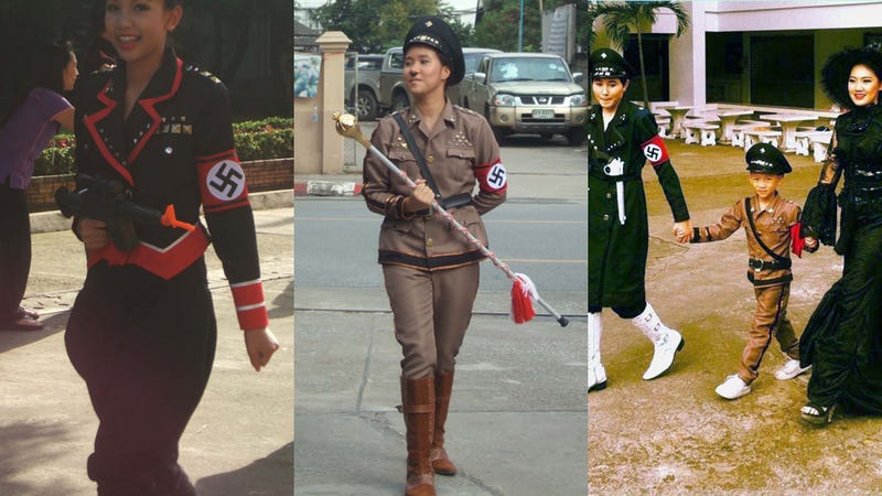 Thai School Is Very Sorry About Its Nazi Parade