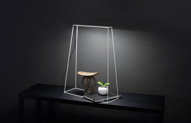 You'll Forget These Beautiful LED Lamps are Even There
