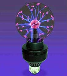 Plasma Light Bulb: Fun By Itself, Even Better With Dope