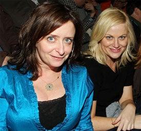 Wherein Amy Poehler and Rachel Dratch Finally Introduce 'Spring Breakdown'