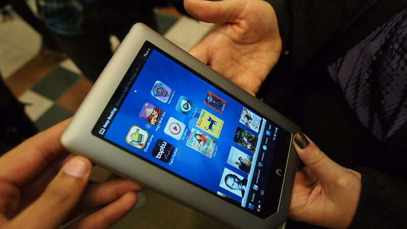 The 16GB Nook Tablet Only Lets You Use 1GB Freely