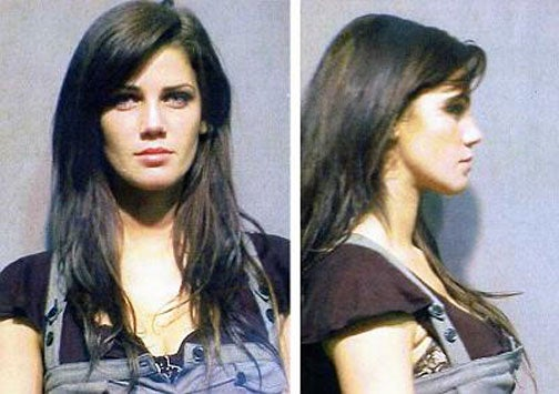 Playboy Playmate Crystal McCahill Racks Up DUI After Missing Stoplight