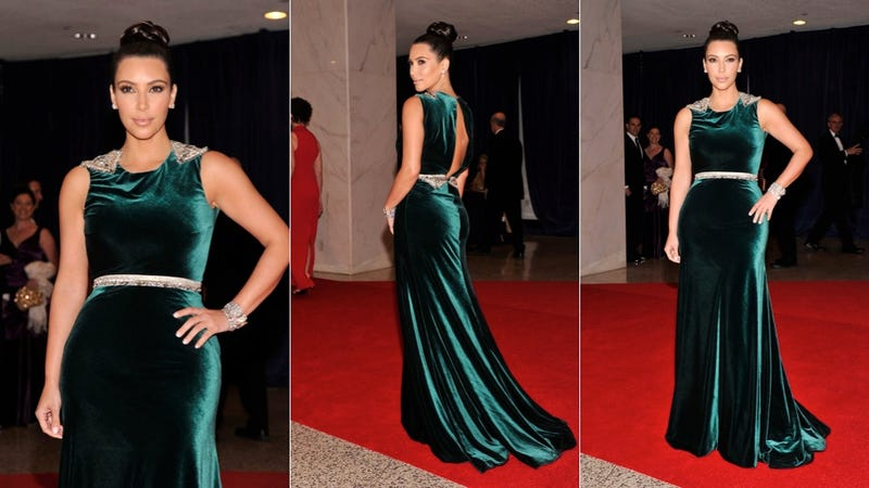 Celebs Attempt to Dress With Gravitas at the White House Correspondents Dinner