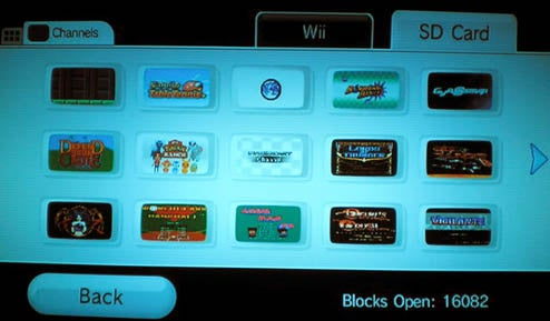 Easy Hack Circumvents the Wii's 2GB SD Card Limit