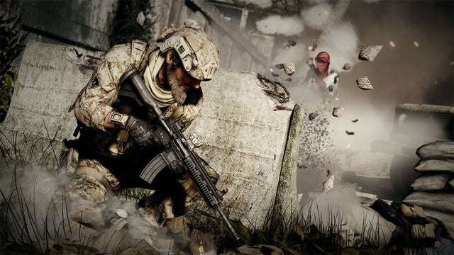 7 Navy SEALS Disciplined For Sharing Secrets While Consulting On Medal of Honor: Warfighter