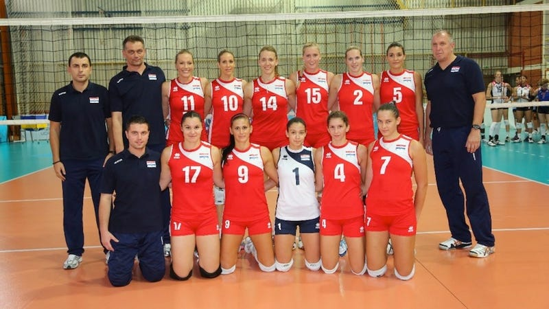 Sleeping Female Croatian Volleyball Player Robbed By Masturbating Man