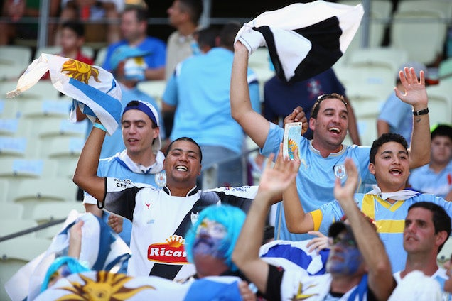 Your Uruguay-Costa Rica Open Thread