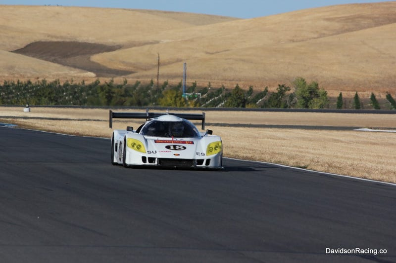 Survive The 25: A Live Blog of 25 Hours at Thunderhill